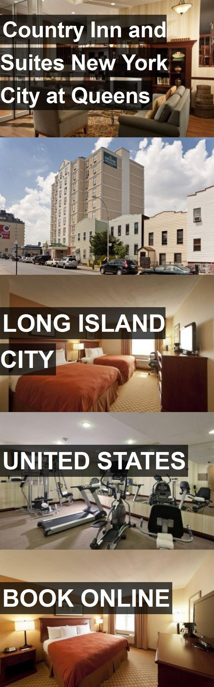 Hotel Country Inn and Suites New York City at Queens in Long Island City, United States. For more information, photos, reviews and best prices please follow the link. #UnitedStates #LongIslandCity #travel #vacation #hotel