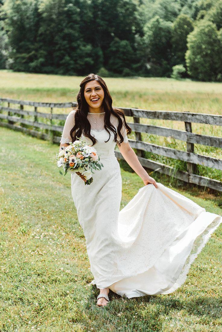 wedding picture locations akron ohio%0A Best Real Wedding Julia u Mark at The Conrad Botzum Farmstead in Akron Ohio  pretty wedding