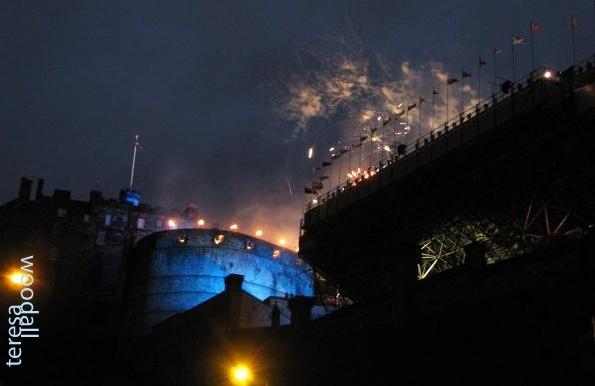 Edinburgh Festival_Celebration of fire  @Teresa Woodall