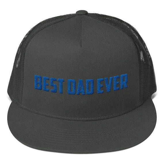 Casquette Best dad ever Snapback Hat Trucker Hat