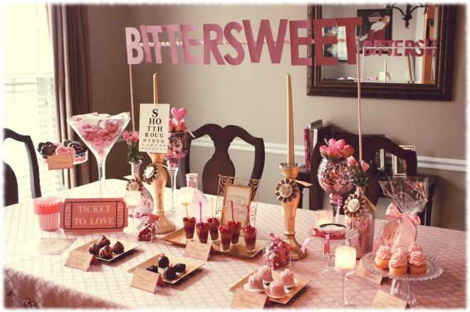 """A """"Bittersweet"""" Valentine's Party"""