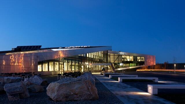 Arkitektur | INSPIRIA science center