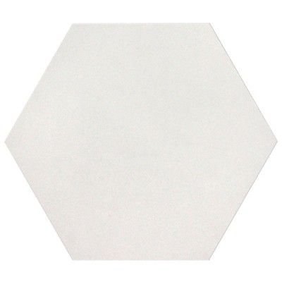 Hexatile Blanco Matt