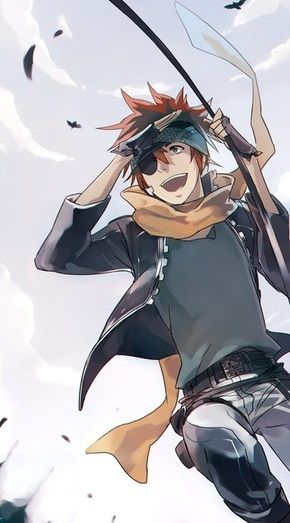 D. Gray Man Lavi