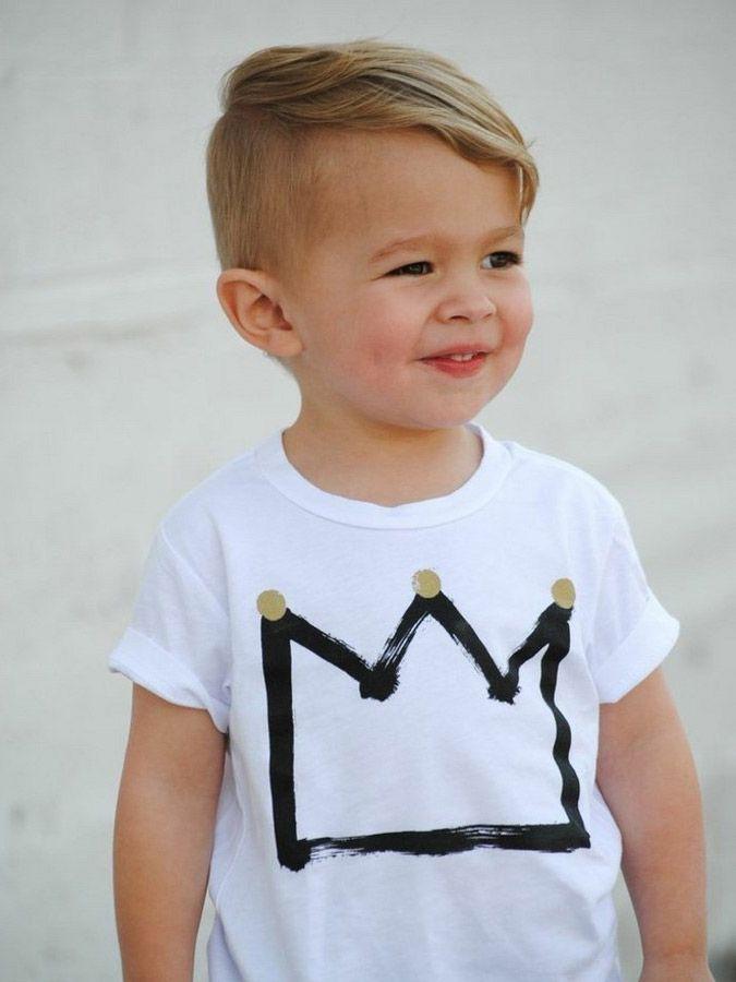 Astonishing 1000 Ideas About Kids Hairstyles Boys On Pinterest Little Boy Short Hairstyles Gunalazisus