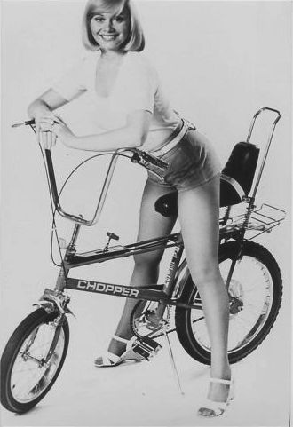 Chopper, the ultimate kid's bike. For those who were there!