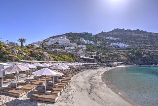 Private Beach At Santa Marina