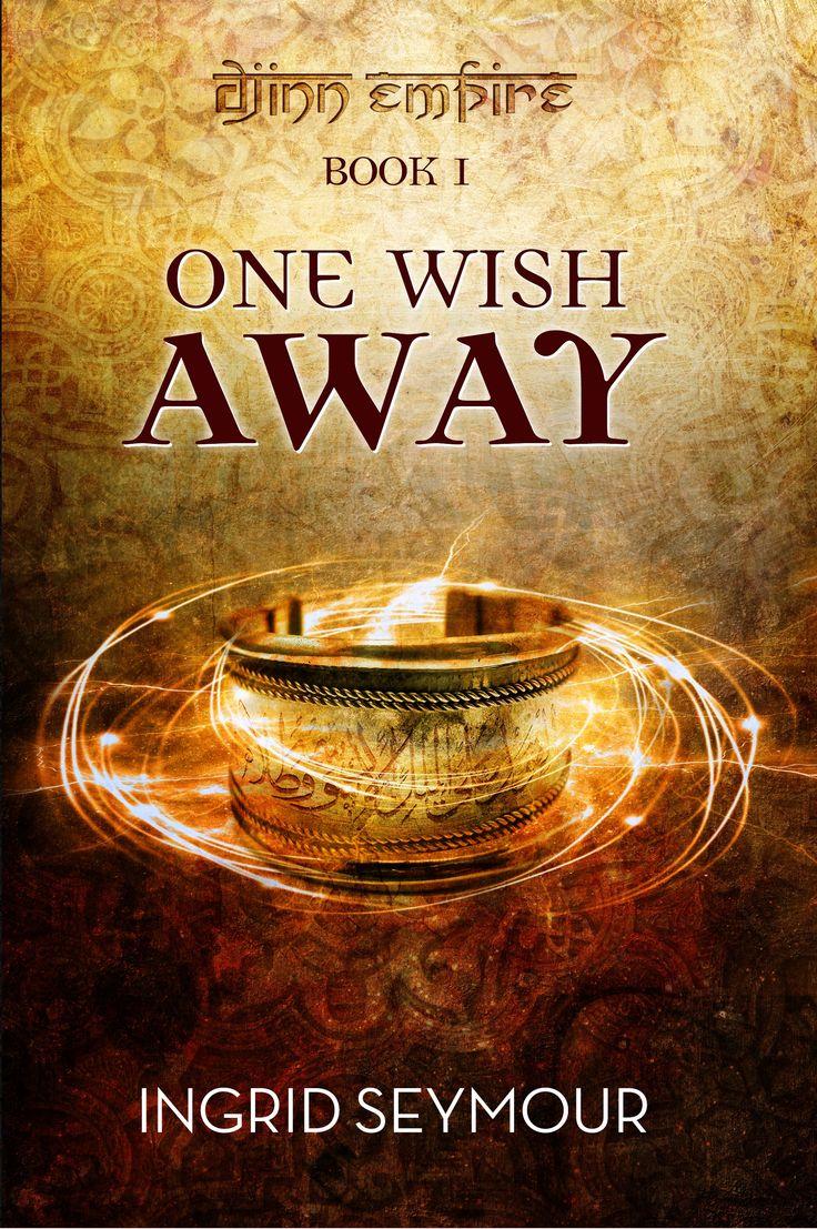 One Wish Away By Ingrid Seymour Daring Paranormal Romance $099 Http:
