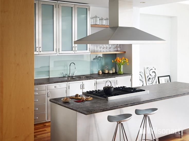 These Beautiful Kitchen Countertops Feature Our New Cosmos