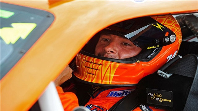 Eric McClure Makes First Appearance Since Accident In Talladega