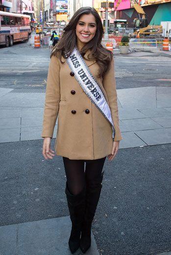 Paulina Vega: NY look