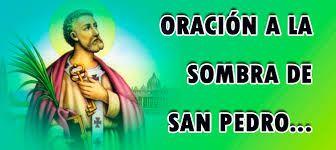 Oración a la Sombra de San Pedro para alejar todo Mal | Mhoni Vidente