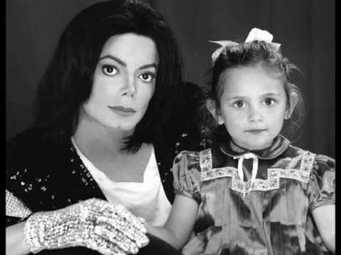 Michale Jackson & Daughter Paris Jackson