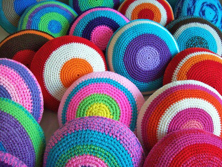 Mandalas al crochet
