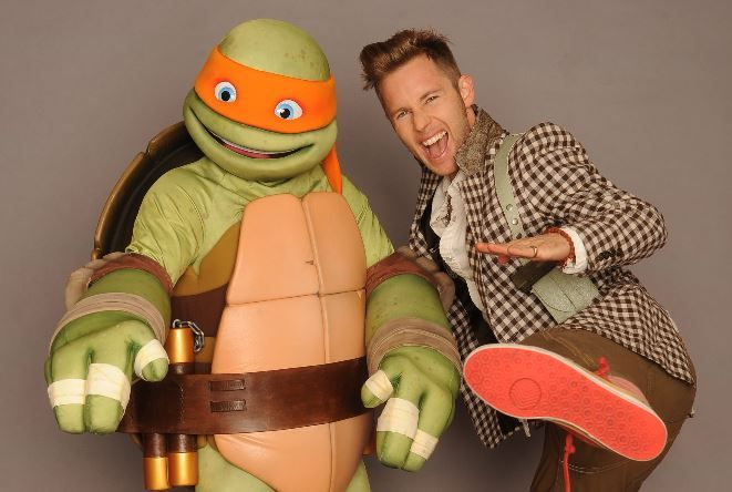 Michelangelo Knows Best -- An Interview with Greg Cipes | GeekMom | Wired.com
