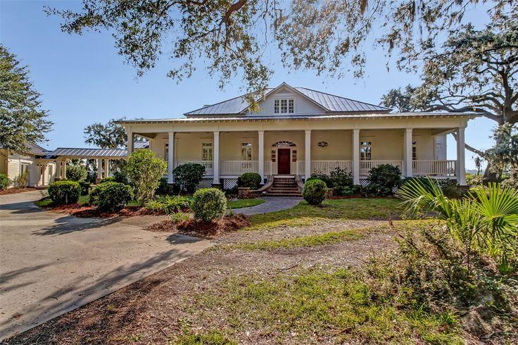 348 Bradley Point Road Savannah Georgia 31410 Single Family Home for Sales