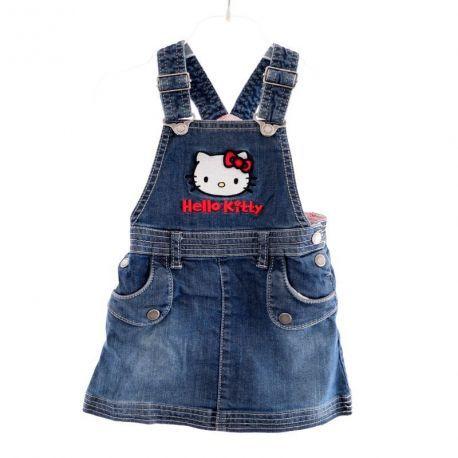 Salopette - H&M Hello Kitty à  : pour plus d'articles d'enfants => www.entre-copines.be | livraison gratuite dès 45 € d'achats ;)    L'expérience du neuf au prix de l'occassion ! N'hésitez pas à nous suivre.    Que pensez-vous de cet article ? merci pour le repin ;)  #H&M Hello Kitty #Taille: 74 #mode #fashion #secondhand #clothes #recyclage #greenlifestyle #depotvente #friperie #vetements #enfants #garçon