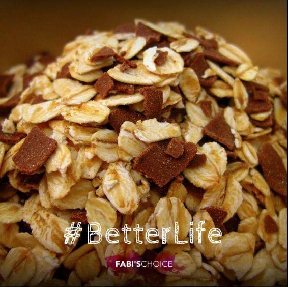 La avena es buena para meriendas entre comidas, además tiene un alto contenido de fibra el cual es un excelente aliado para combatir el colesterol alto. Comelo con panquecas o sólo, preferiblemente a media mañana. #BetterLife #Alimentacion