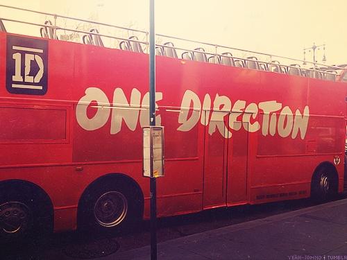 Big Red Bus - Oneblood