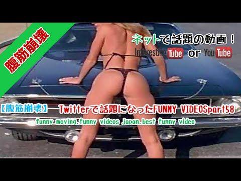 【腹筋崩壊】Twitterで話題になったFUNNY VIDEOSpart58 best funny video