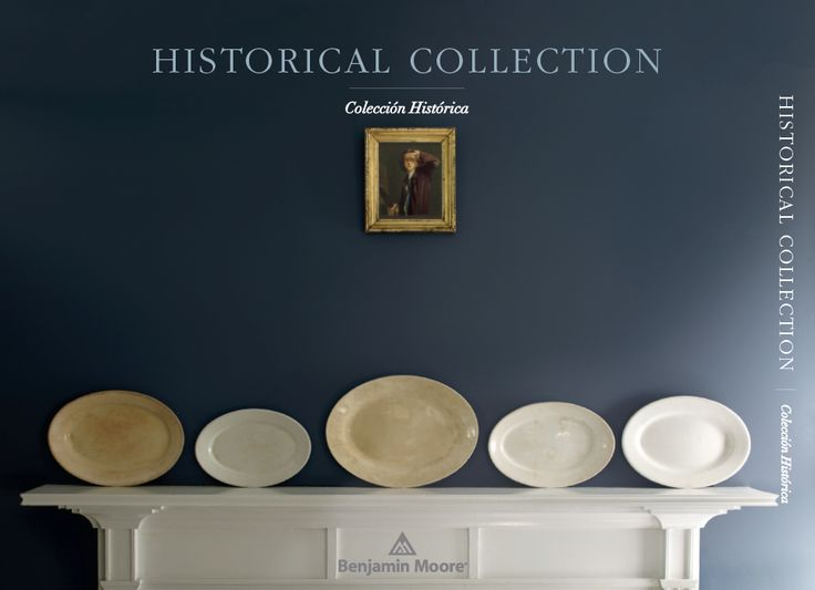 Benjamin Moore Historical Collection 174 Colors That Are Clic Yet Modern Pictured