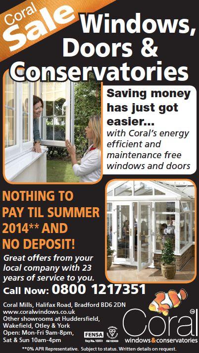 Saving money got easier with our energy efficient and maintenance free doors and windows #doubleglazing #uPVC #houseimprovements #Leeds #Yorkshire #Bradford