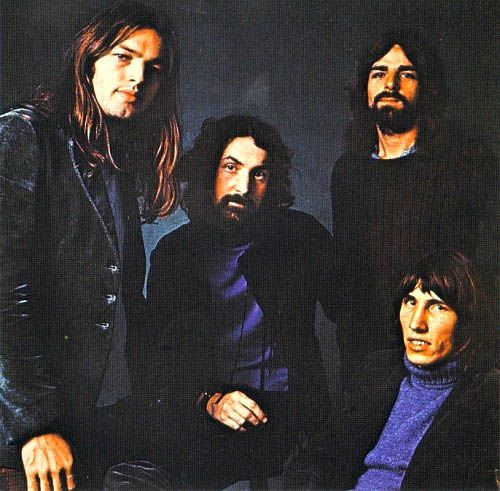 1971: Classic Rock's Classic Year I Pink Floyd I   David Gilmour - Nick Mason - Rick Wright - Rodger Waters.