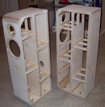 17 best images about speaker ideas on pinterest maze for Home made sauna designs