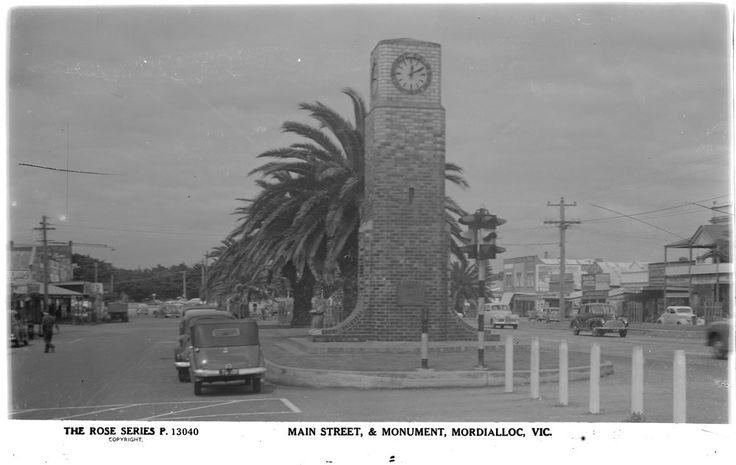 Main Street, Mordialloc