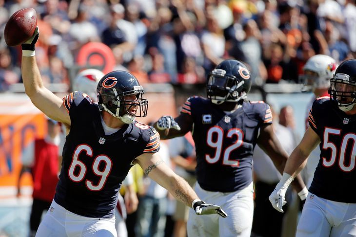Bears vs Cardinals Final Score: Bears lose 48-23 as Jay Cutler injures hamstring -  By Dane Noble  @WindyCGridiron on Sep 20, 2015, 3:20p