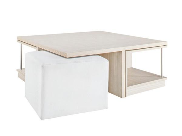 Lazzoni Furniture Modulo Coffee Table 1115 Modulare