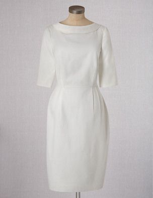 I've spotted this @BodenClothing Wardour Dress Ivory