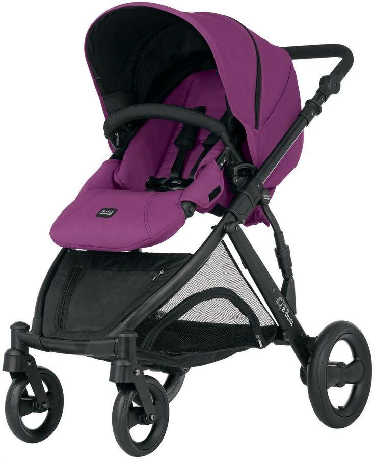 Britax B Dual Stroller! Pushchair, Tandem pushchair