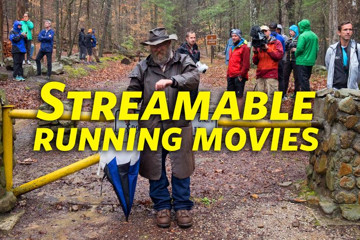 Sit back, relax and enjoy these running-related films from any where you have a device that can stream video