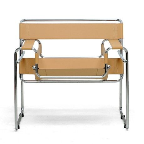 Wassily Chair / designed by Marcel Breuer