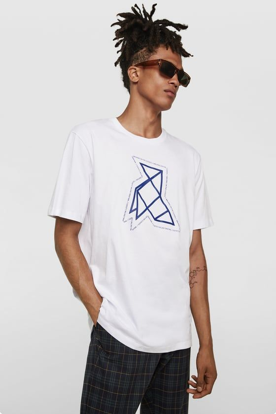 539023a87bae ORIGAMI T-SHIRT - Item available in more colors | Naza | Mens ...