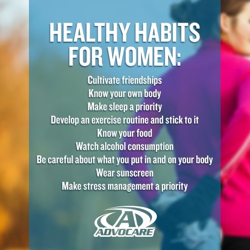 Happy National Women's Health Week! | AdvoCare Shareables ...