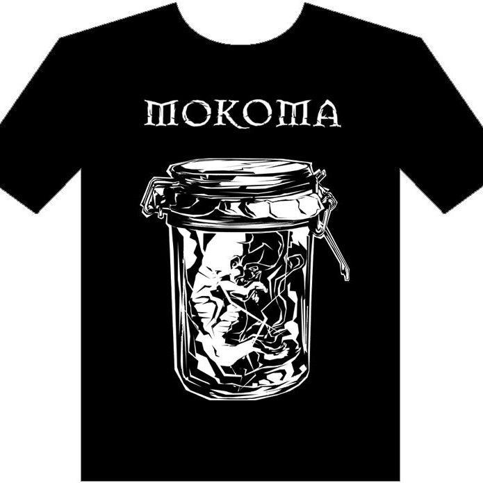 Mokoma band t-shirt