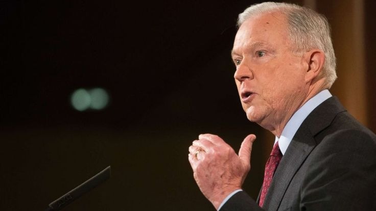 President Donald Trump continued his public criticism of Attorney General Jeff Sessions in a series of early-morning tweets.    Attorney General Jeff Sessions has taken a VERY weak position on Hillary Clinton crimes (where are E-mails & DNC server) & Intel leakers! — Donald J. Trump... - #Attorney, #Calls, #General, #Jeff, #President, #Sessions, #TopStories, #Trump