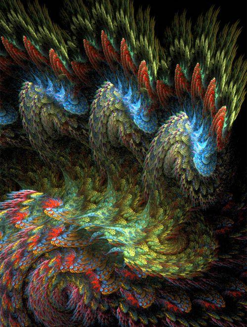 Infinitely complex