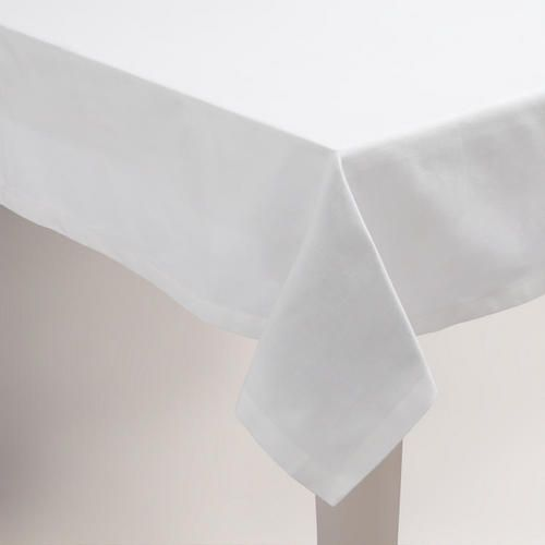 white buffet tablecloth cotton 60 x 90 by world market party rh pinterest com