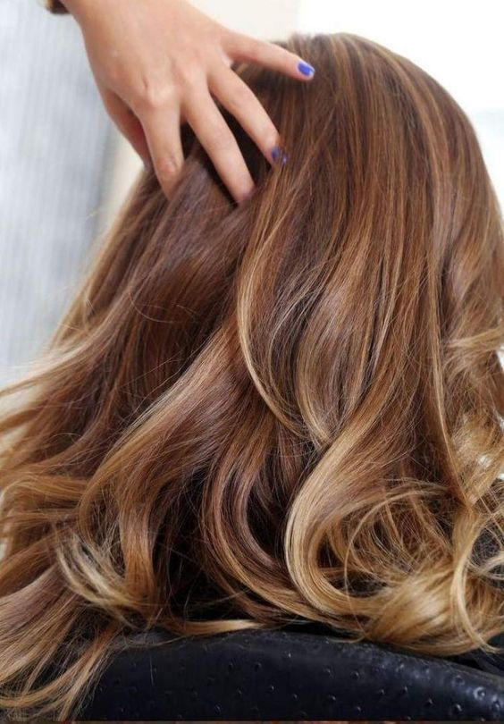25 best ideas about couleur caramel on pinterest cheveux la couleur caramel cheveux - Couleur caramel cheveux ...