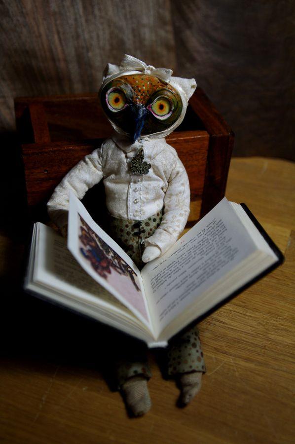 Doll by Andrea Tanaki Fejtkova