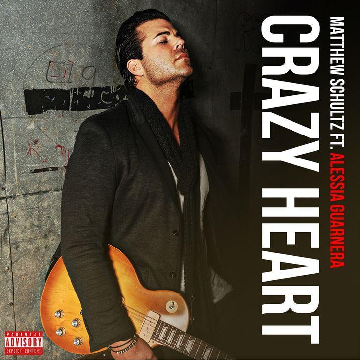"Mi2N.com - New Release ""Crazy Heart"" By Matthew Schultz Ft. Alessia Guarnera"