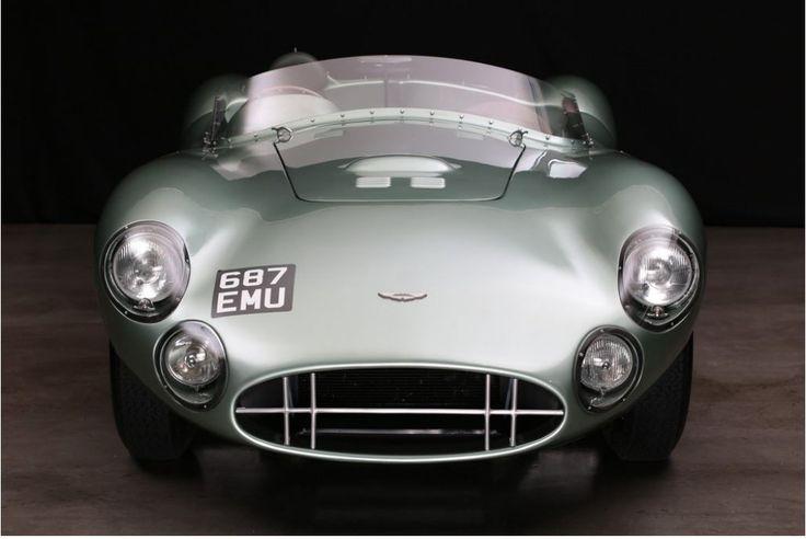 1970 Aston Martin DBR2 Recreation
