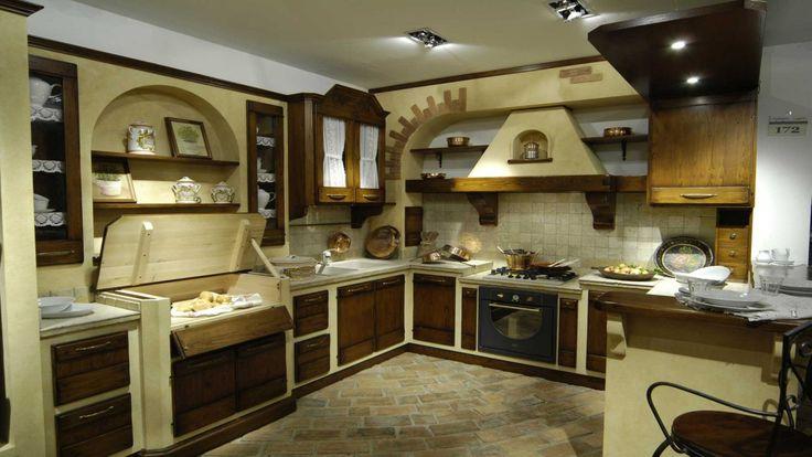 Cucina La Rusticana: cucina rustica Il Borgo Antico