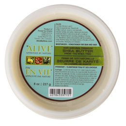 Be Alive 100% Natural Shea Butter (8oz)