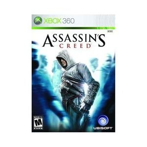 Assassin's Creed - Xbox 360 Game Includes Microsoft Xbox 360 original game disc in case and may come with the original instruction manual and cover art when available. All Xbox 360 games are made for