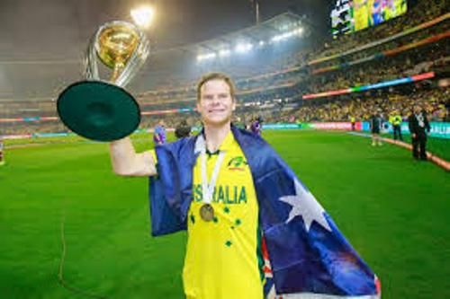Steve Smith wins the Sir Garfield Sobers Trophy for ICC Cricketer of the Year 2015 - 24 India News http://24indianews.com/steve-smith-wins-the-sir-garfield-sobers-trophy-for-icc-cricketer-of-the-year-2015/