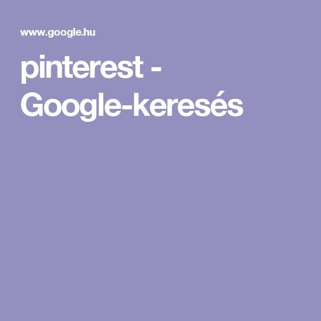 pinterest - Google-keresés